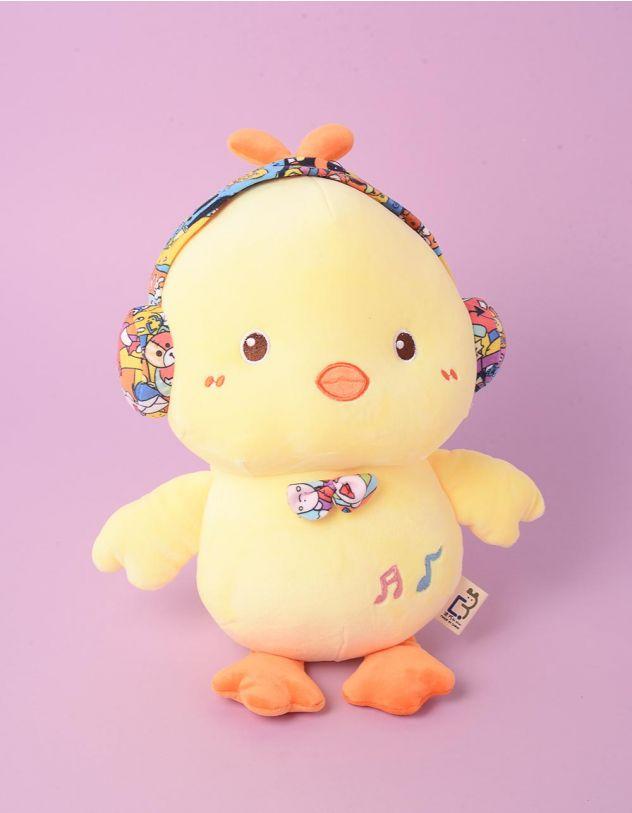 Іграшка м'яка у вигляді качечки   247597-19-XX - A-SHOP