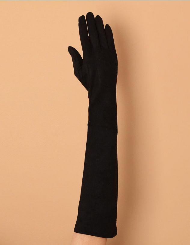 Перчатки высокие   233297-02-07 - A-SHOP