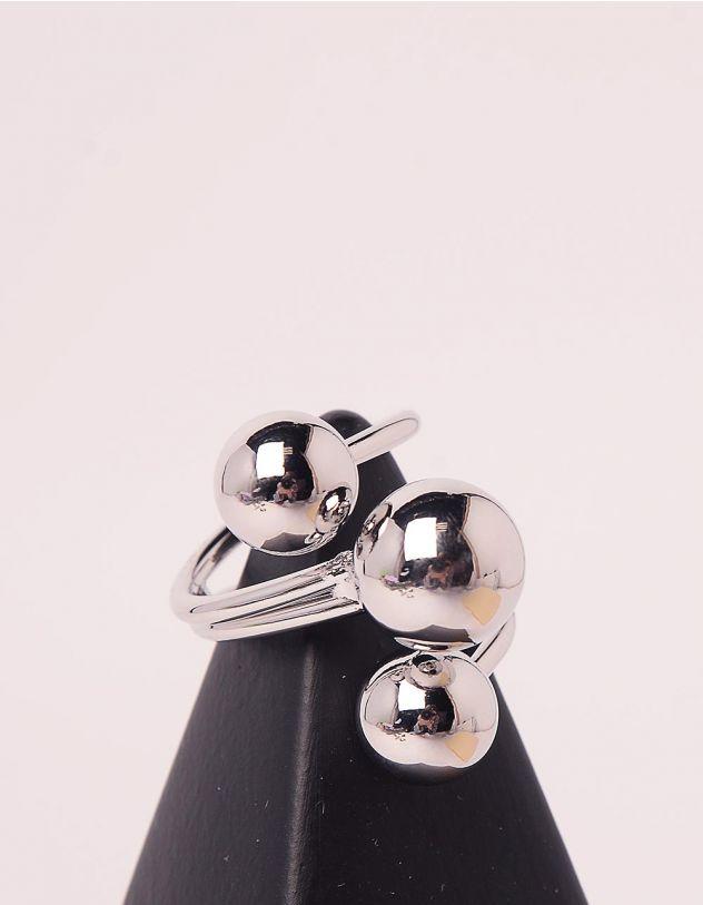 Кільце з кульками | 245909-05-XX - A-SHOP