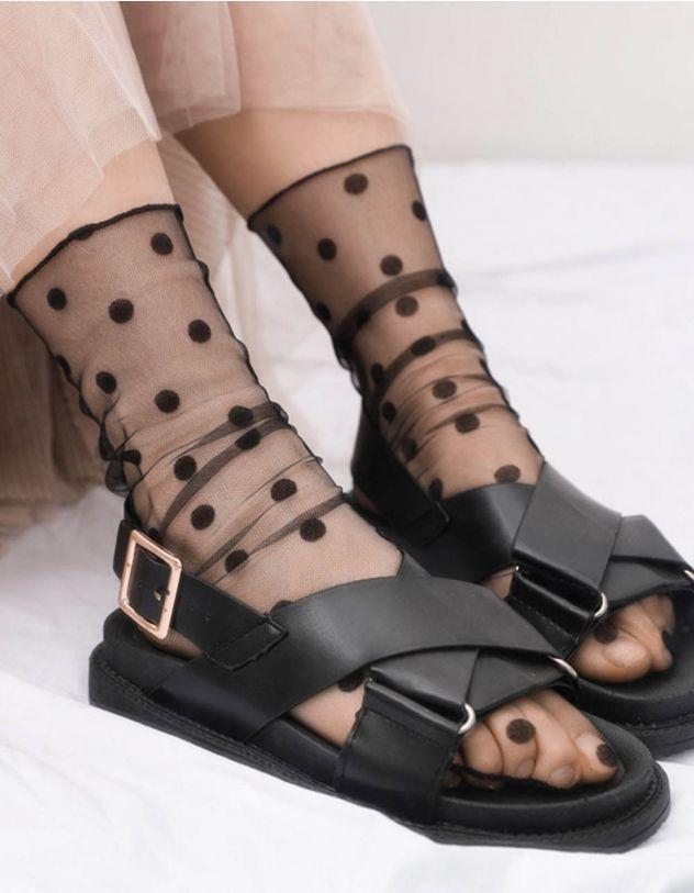 Шкарпетки у горошок | 246264-02-XX - A-SHOP