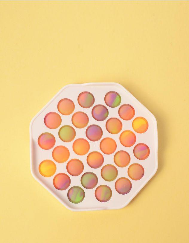 Іграшка антистрес pop it восьмикутник | 248604-26-XX - A-SHOP