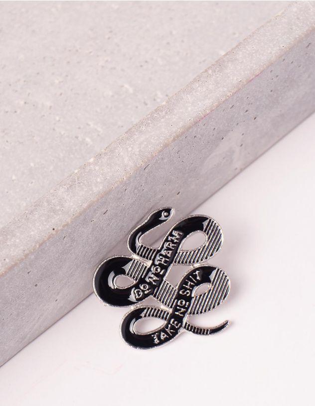 Брошка у вигляді змії | 245717-07-XX - A-SHOP