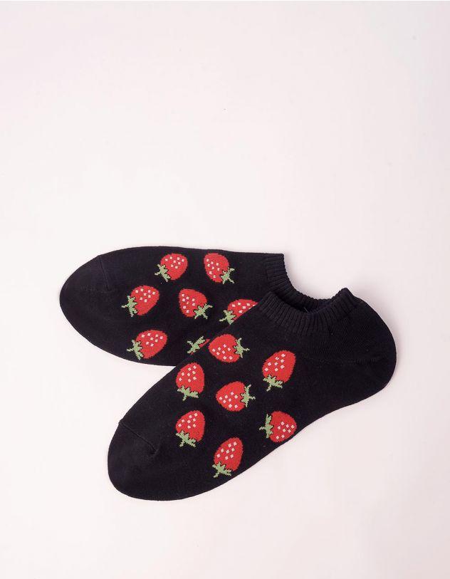 Шкарпетки з принтом полуниці | 247070-02-XX - A-SHOP