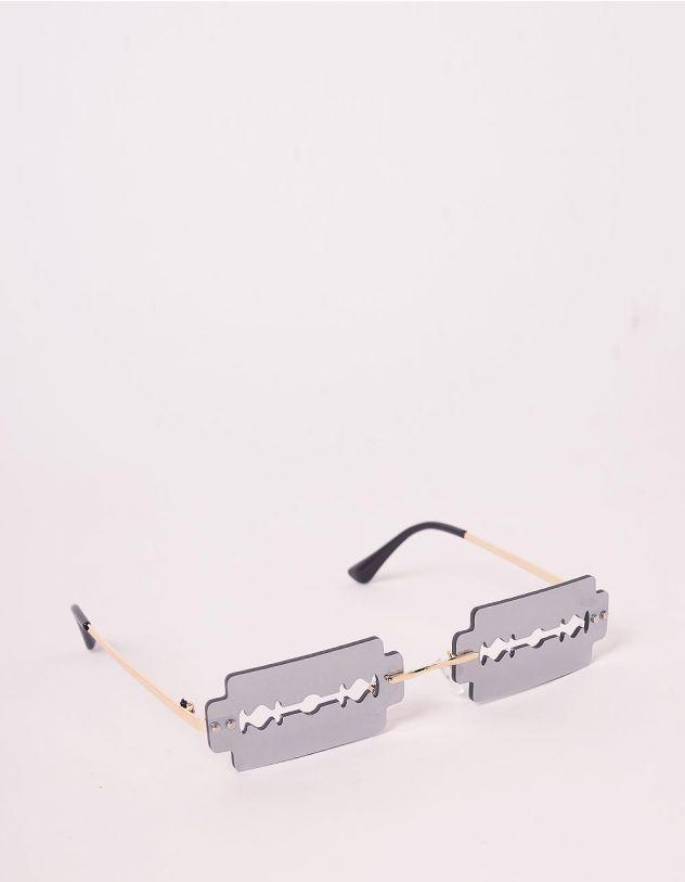Окуляри з лінзами у вигляді лез | 243638-07-XX - A-SHOP