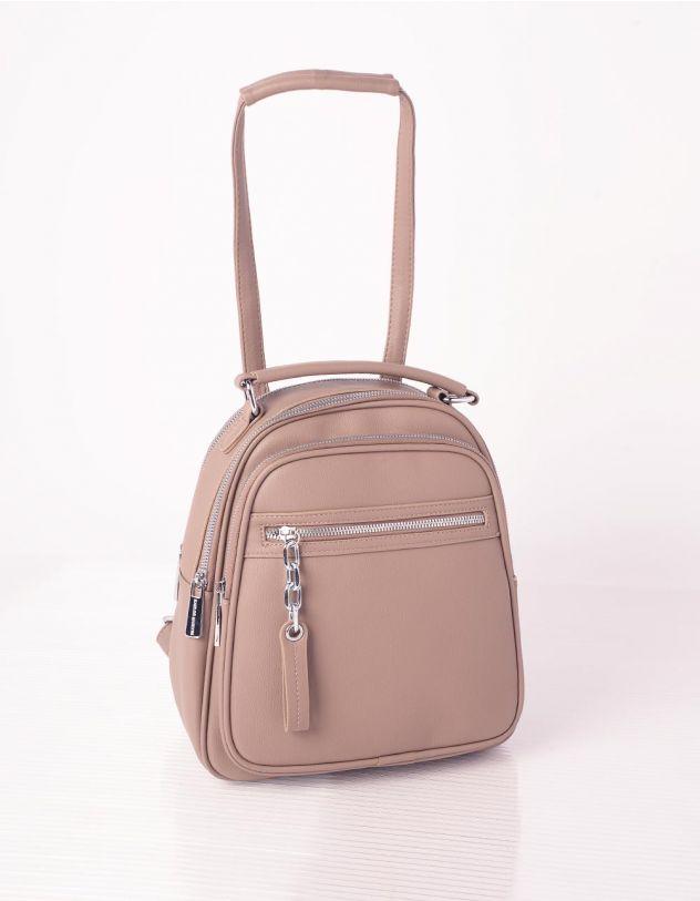 Рюкзак трансформер з двома відділами | 243804-22-XX - A-SHOP