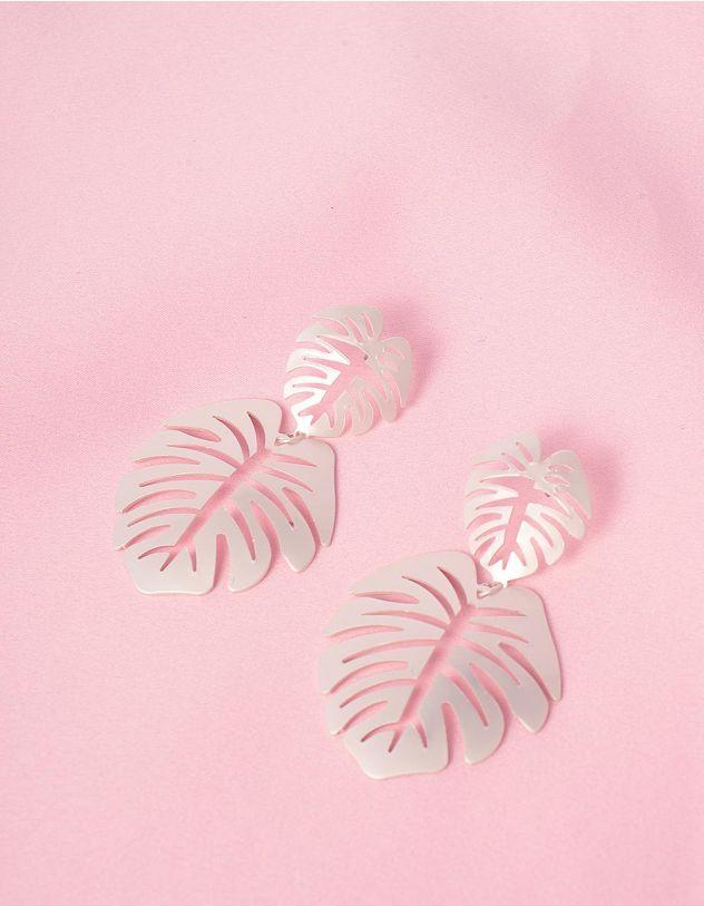 Сережки у вигляді листя | 234893-05-XX - A-SHOP