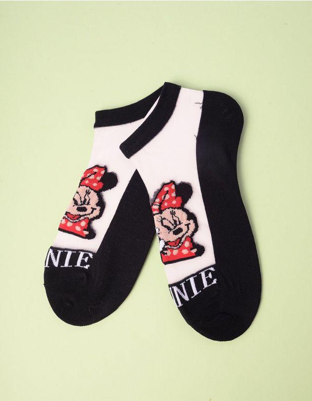Шкарпетки з принтом Міккі Мауса   242325-15-XX - A-SHOP