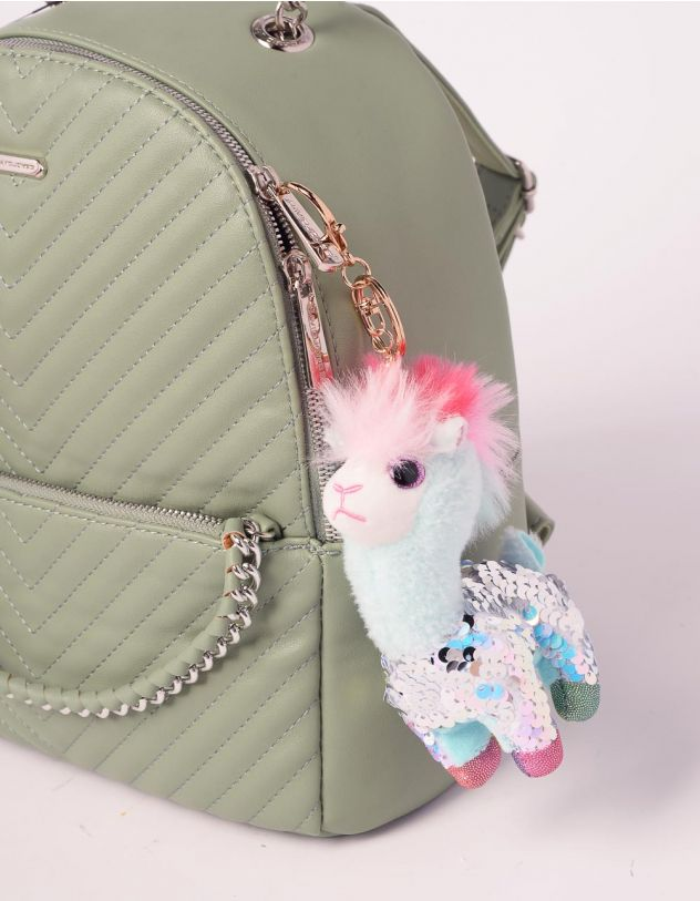 Брелок на сумку у вигляді альпака   239490-18-XX - A-SHOP