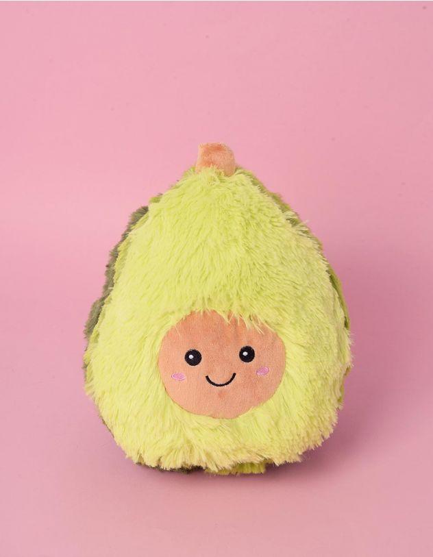 Іграшка м'яка у вигляді авокадо | 240348-20-XX - A-SHOP