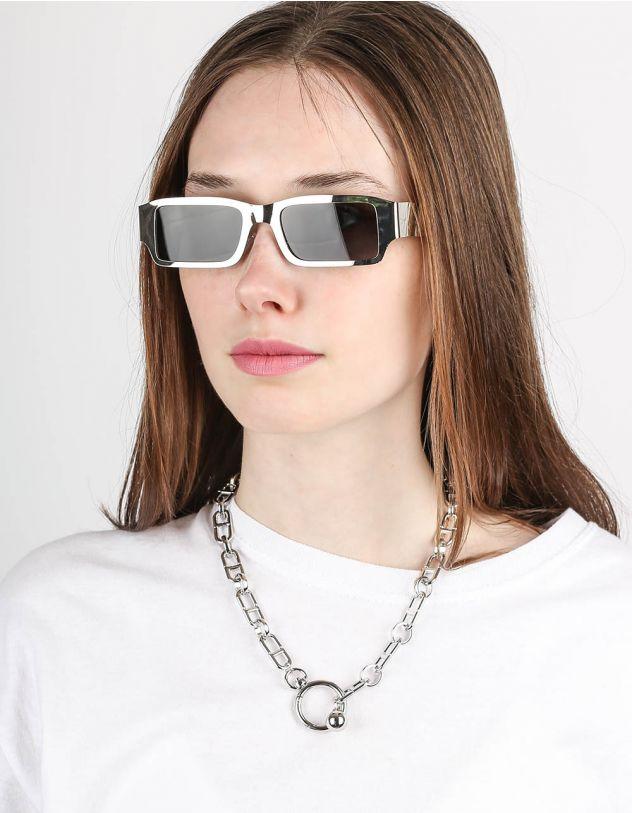 Окуляри сонцезахисні вузькі   247568-07-XX - A-SHOP