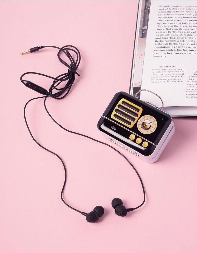Навушники з чохлом у вигляді плеєра | 238936-02-XX - A-SHOP