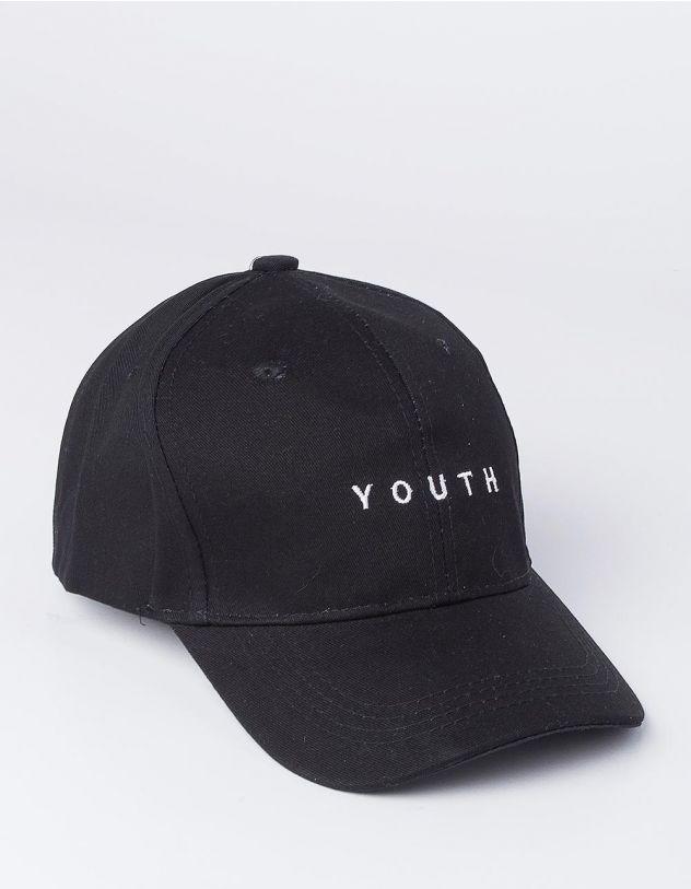 Бейсболка с надписью youth | 224020-02-XX - A-SHOP