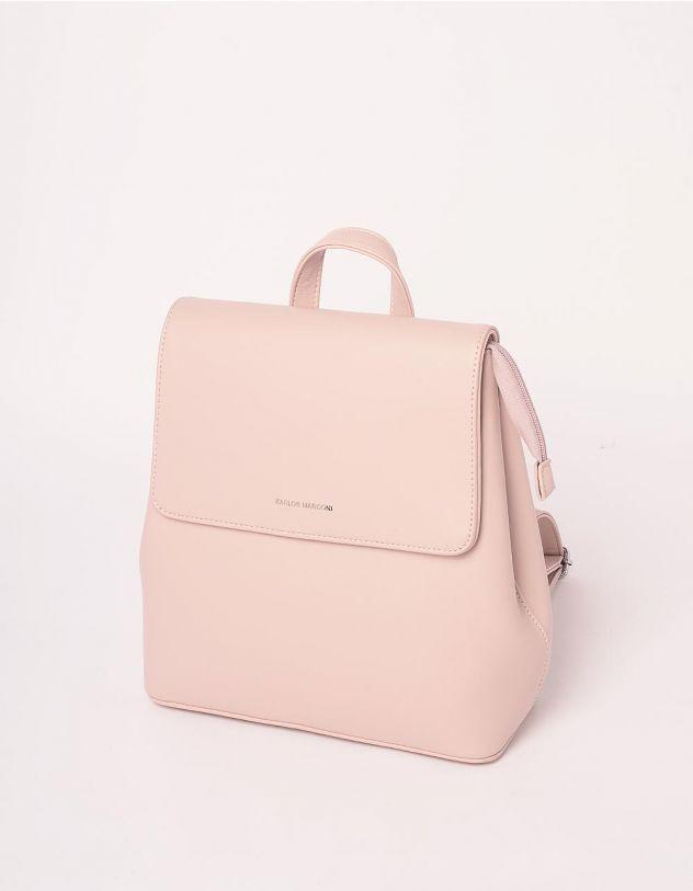 Рюкзак трансформер стильний з клапаном | 243802-14-XX - A-SHOP