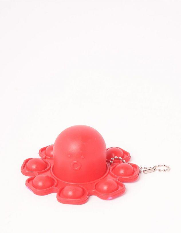 Іграшка антистрес pop it брелок у вигляді восьминога | 248968-15-XX - A-SHOP