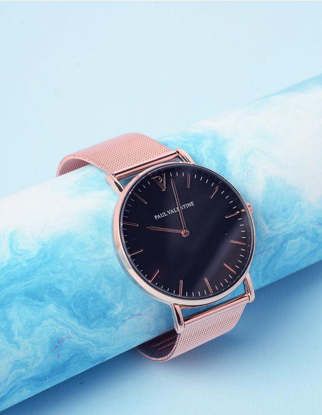 Годинник на руку з круглим циферблатом | 237302-09-XX - A-SHOP