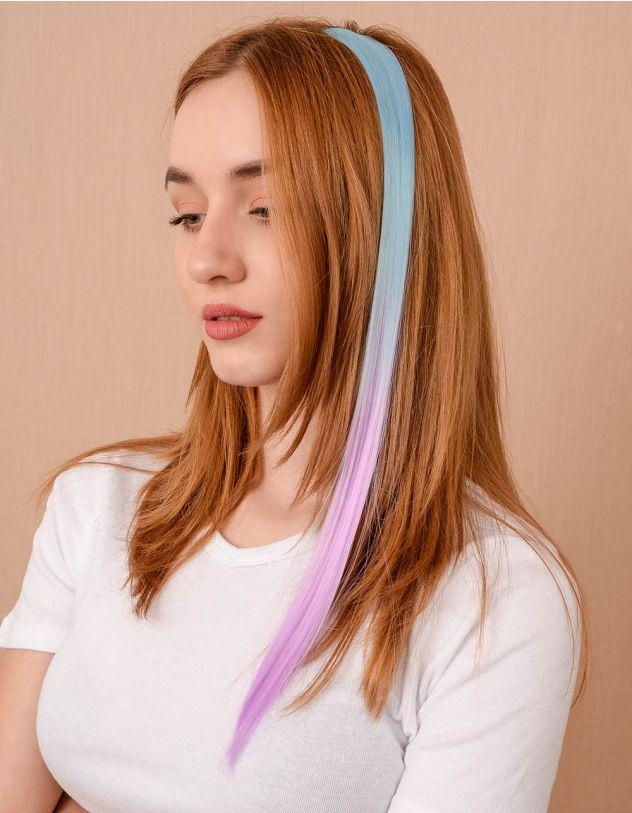 Прядка для волосся двокольорова   204935-96-XX - A-SHOP