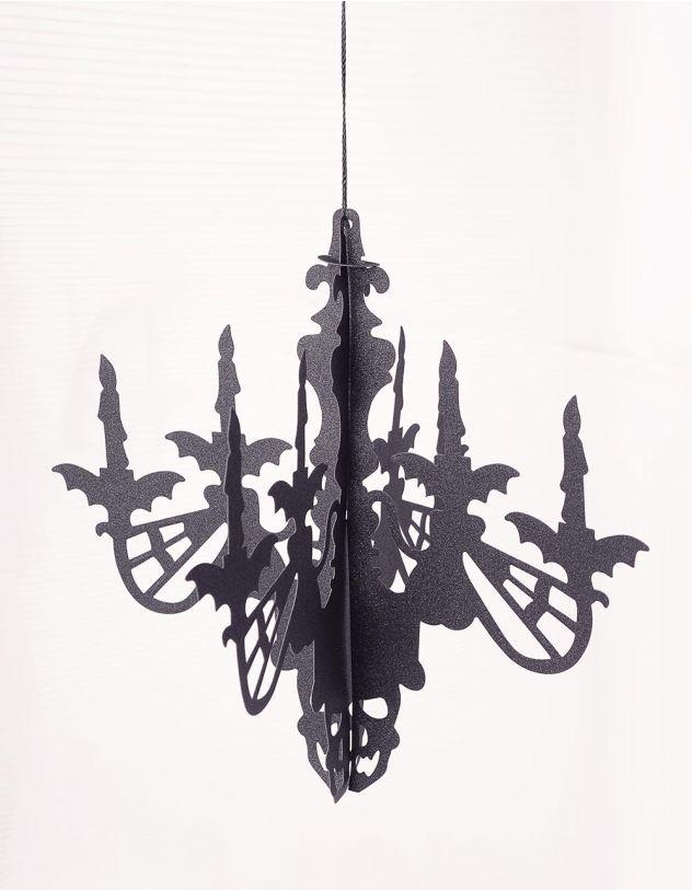 Декор на хелоуін у вигляді люстри | 238839-02-XX - A-SHOP