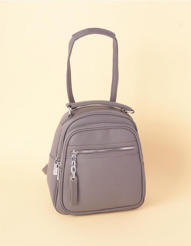 Рюкзак трансформер з двома відділами | 243804-11-XX - A-SHOP