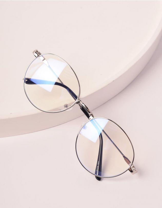 Окуляри іміджеві з прозорими лінзами | 238545-05-XX - A-SHOP