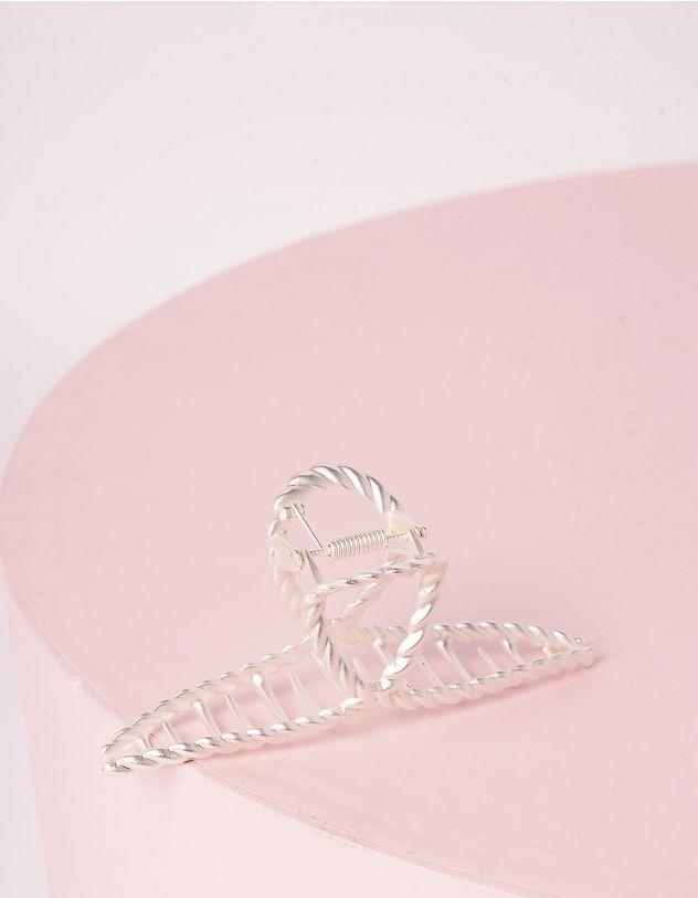 Шпилька для волосся крабік плетений | 244460-05-XX - A-SHOP