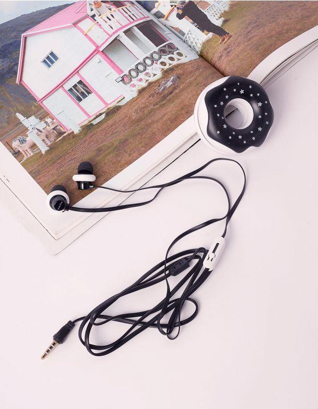 Навушники з чохлом у вигляді тістечка | 232184-02-XX - A-SHOP
