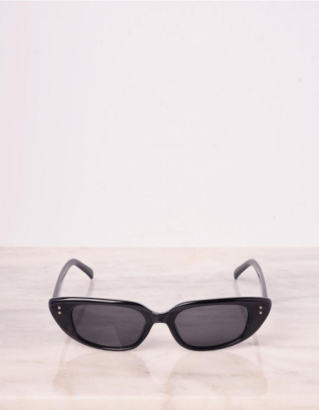 Окуляри сонцезахисні вузькі лисенята | 243503-02-XX - A-SHOP