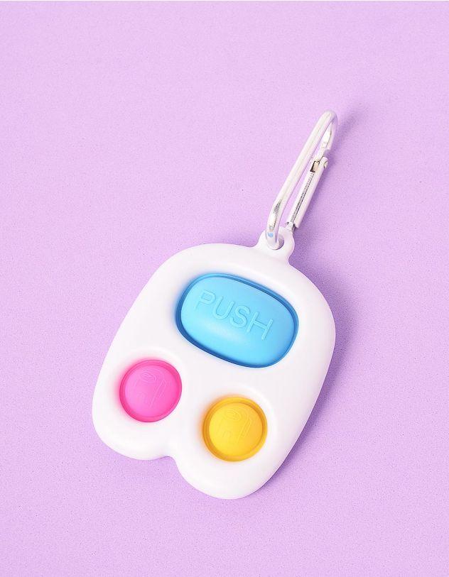 Іграшка антистрес simple dimple pop it у вигляді Among Us | 248664-21-XX - A-SHOP