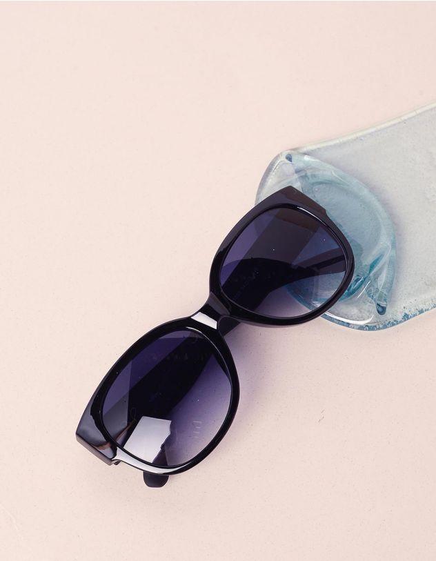 Окуляри cat eye сонцезахисні з градієнтом | 241257-02-XX