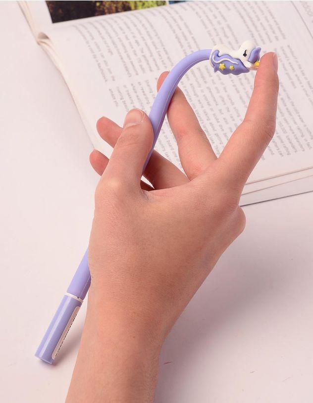 Ручка що гнеться з єдинорогом | 239091-03-XX