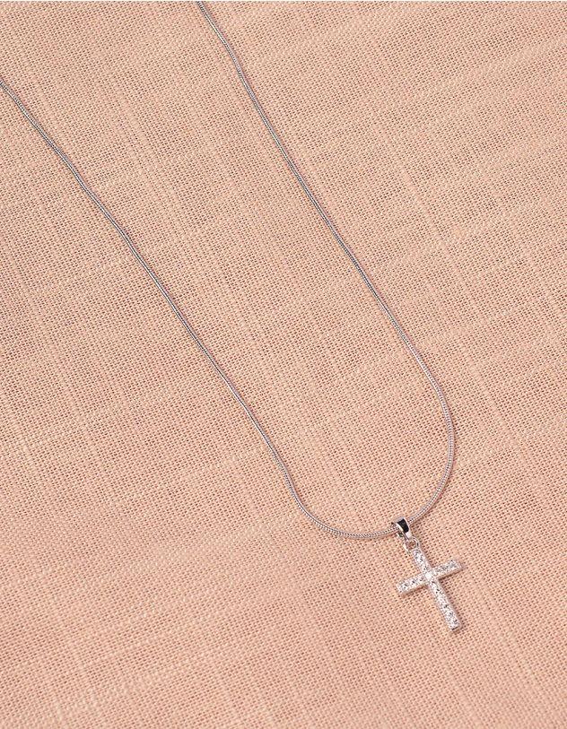 Підвіска на шию з хрестиком | 246810-06-XX - A-SHOP