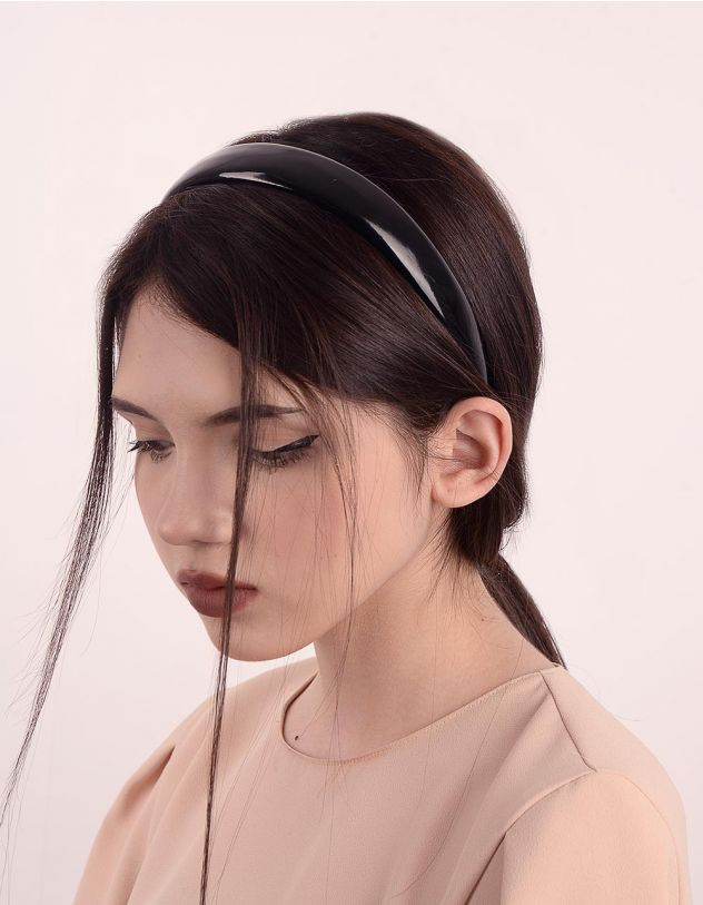 Обідок для волосся лаковий | 248344-02-XX - A-SHOP