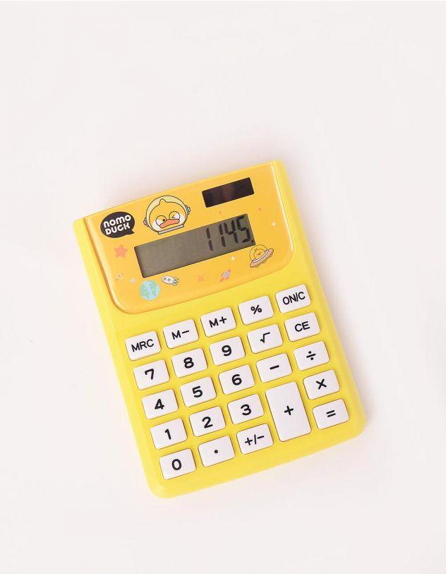Калькулятор з принтом качки | 245559-19-XX - A-SHOP