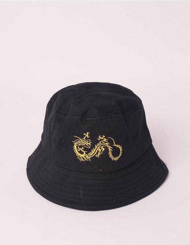 Панама з вишивкою дракона | 248958-19-XX - A-SHOP