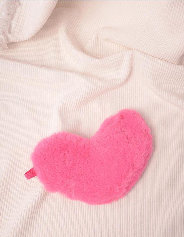 Пов'язка для сну у вигляді серця | 242884-17-XX - A-SHOP