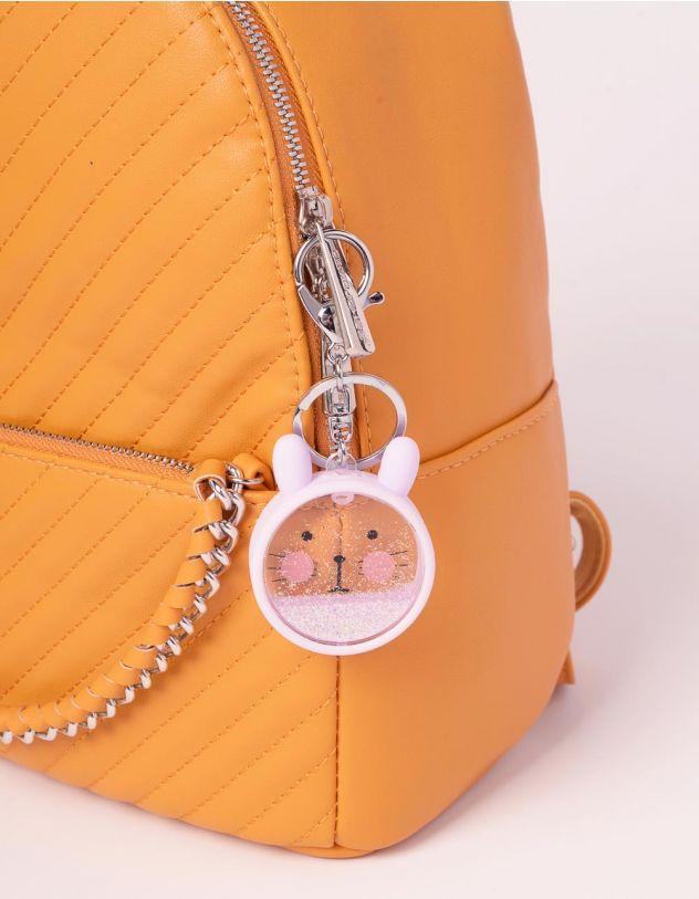 Брелок на сумку у вигляді кролика   239181-03-XX - A-SHOP
