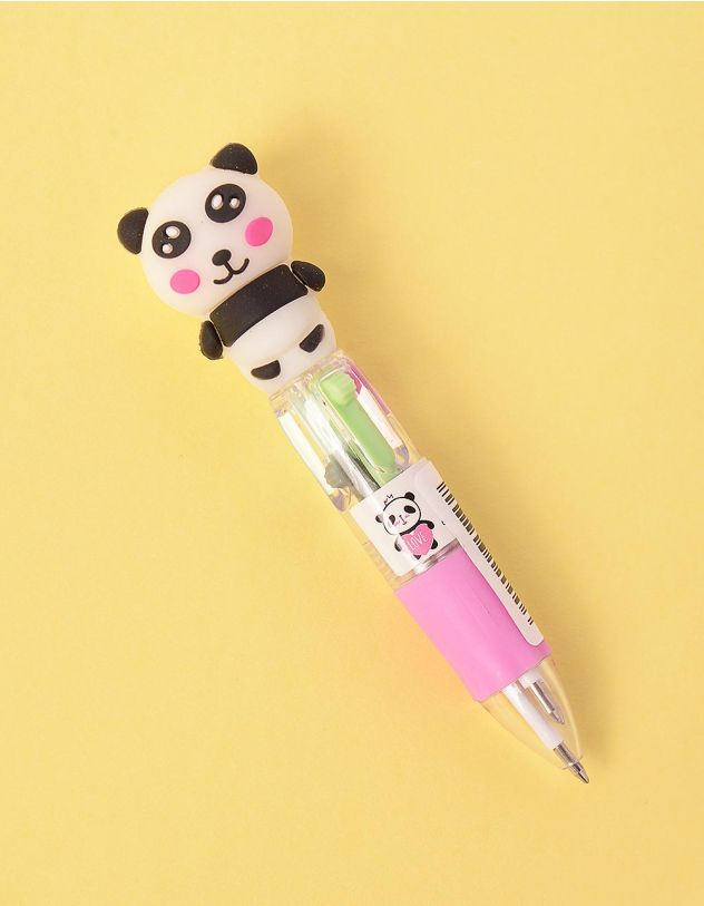 Ручка з пандою | 247846-14-XX - A-SHOP