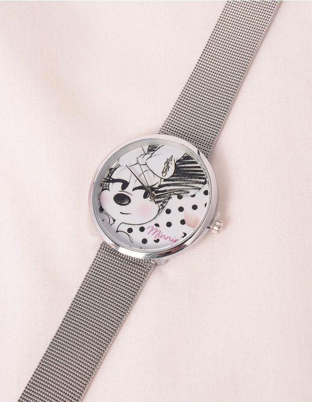 Годинник з принтом Міккі Мауса | 245597-05-XX - A-SHOP