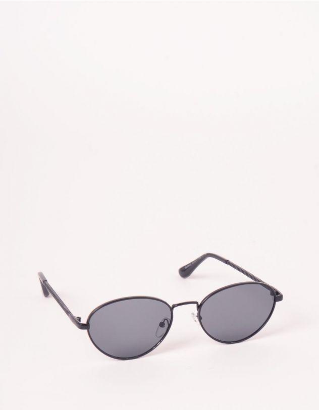Окуляри сонцезахисні лисенята з тонкими дужками | 248280-02-XX - A-SHOP