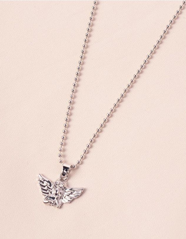 Підвіска на шию з кулоном у вигляді янгола | 244066-05-XX - A-SHOP