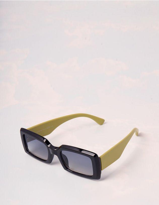 Окуляри сонцезахисні вузькі | 246635-37-XX - A-SHOP