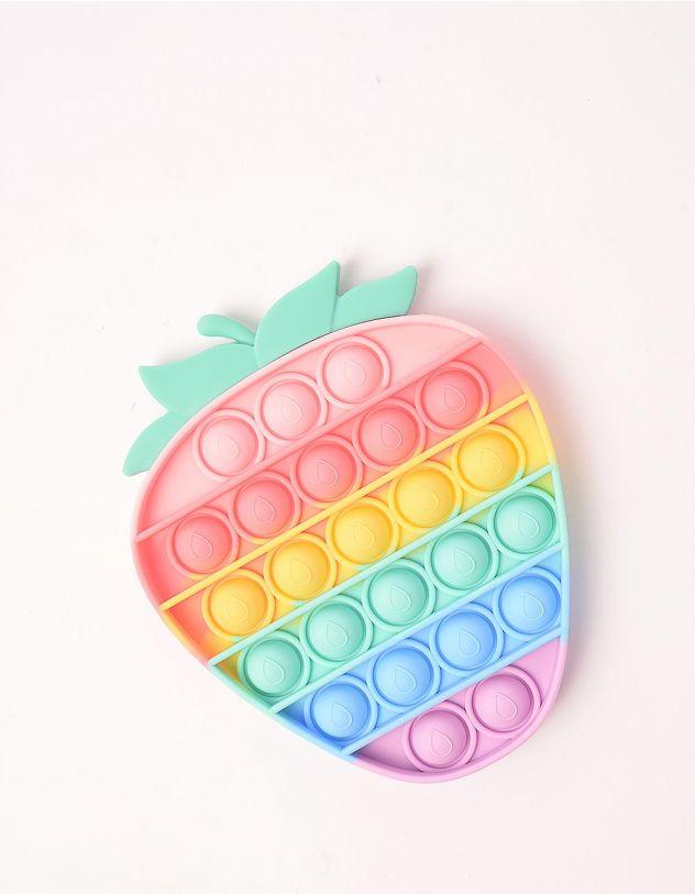 Іграшка антистрес pop it у вигляді ананаса | 248680-21-XX - A-SHOP