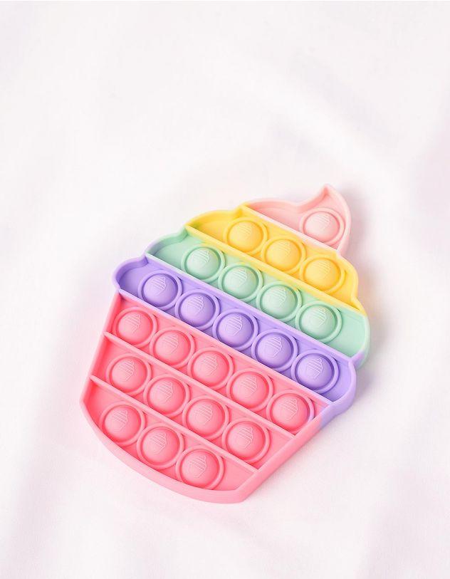 Іграшка антистрес pop it у вигляді морозива | 248669-21-XX - A-SHOP