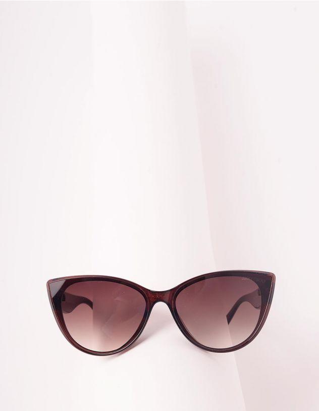 Окуляри від сонця cat eye з градієнтом на лінзах   244006-12-XX - A-SHOP