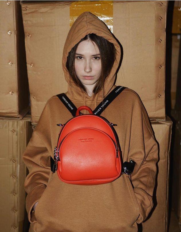 Рюкзак трансформер малеький з кишенею | 238959-15-XX - A-SHOP