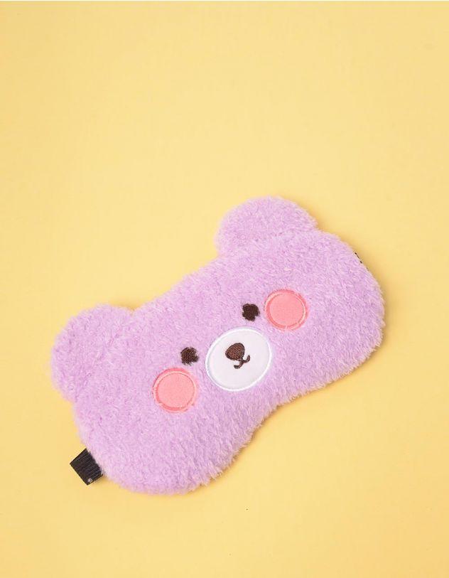 Маска для сну у вигляді ведмедика   246398-03-XX - A-SHOP