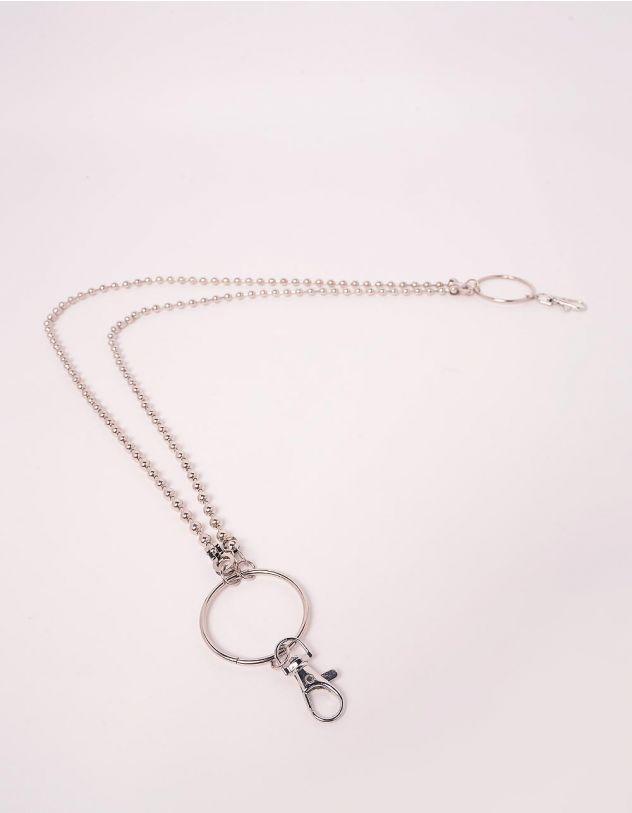 Ланцюжок для одягу подвійний | 244258-05-XX - A-SHOP