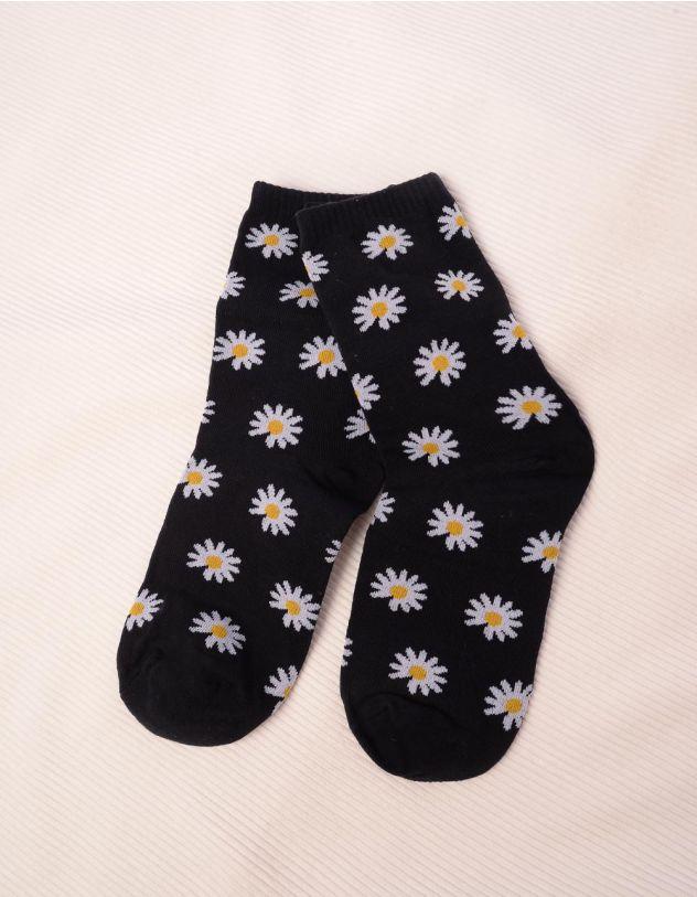 Шкарпетки з ромашкою | 243116-01-XX - A-SHOP