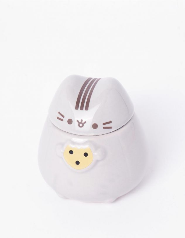 Чашка на 350 мл у вигляді котика | 248527-11-XX - A-SHOP