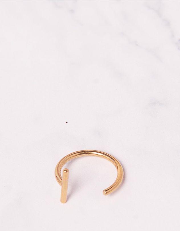 Сережка обманка на губу | 239799-04-XX - A-SHOP