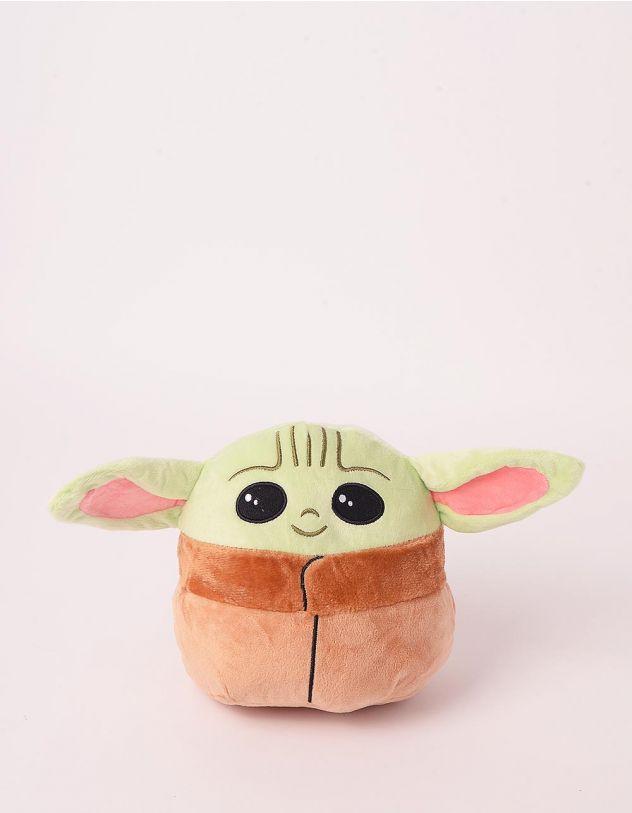 Іграшка м'яка у вигляді майстра Йода   247328-37-XX - A-SHOP